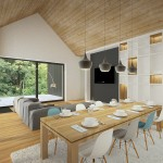 Venkovské bydlení v moderním pojetí